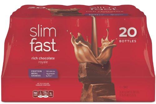 slim fast package - 1