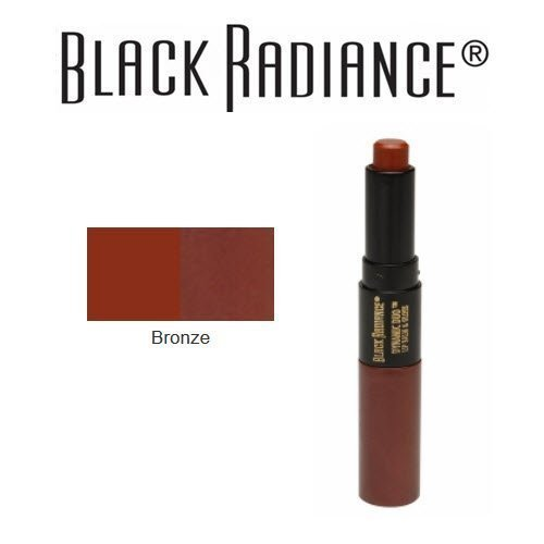 (Black Radiance Dynamic Duo Lip Balm & Gloss 5203 Bronze by Black Radiance)