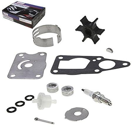 Amazon com: Suzuki OEM Genuine Maintenance Kit for DF 4/6 Outboards