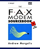 img - for The Fax Modem Sourcebook (includes three disks) by Andrew Margolis (1995-10-12) book / textbook / text book