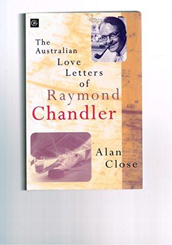 Australian Love Letters Of Ray