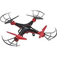 Quadrone E-Merse Streaming Drone with FPV Headset and 720P HD Camera