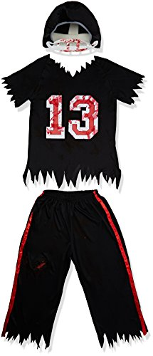 [Smiffys Men's High School Horror American Footballer Costume] (High School Zombie Costumes)