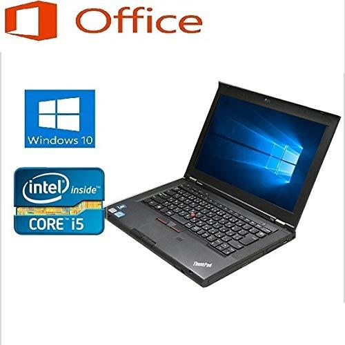新品SSD240GB【Microsoft Office 2016搭載】【Win 10搭載】Lenovo ThinkPad T430S第三世代Core i5 2.6GHz/大容量メモリー8GB/新品SSD:240GB/カメラ/14インチワイド液晶/無線搭載/HDMI/USB3.0/   B07JYS3MY1