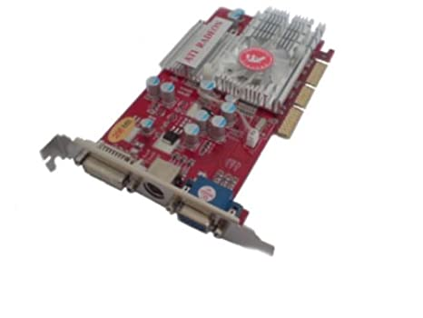 Tarjeta gráfica (256 MB, procesador ATI Radeon 9250 ...