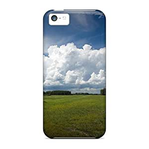 New Fashionable Purecase Cover Case Specially Made For Iphone 5c(nature Is Good)