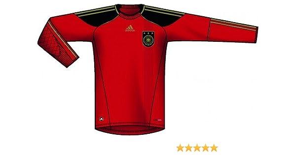 DFB Camiseta de portero 2010, infantil, 164: Amazon.es: Deportes y aire libre