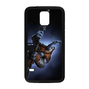Samsung Galaxy S5 Cell Phone Case Black Defense Of The Ancients Dota 2 MAGNUS 002 IX7663051