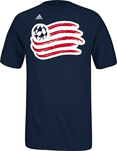 fan products of MLS New England Revolution Boys Logo Set Tee, Large, Collegiate Navy