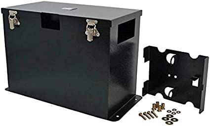 Caja para batería de 105A – de Front Runner: Amazon.es: Coche y moto