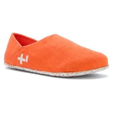 OTZ Shoes - Linen Slip-on 3702 - Coral - 35 EU (5 M US Women)