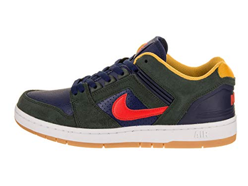 Habanero Multicolore Green Chaussures de Midnight Air Homme Force 364 SB Low Red Blue II Void Fitness NIKE wx741zqFw