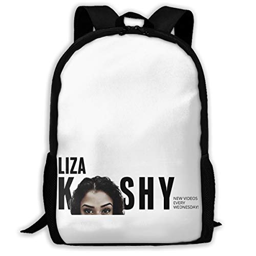 Lightweight Backpack For School, Liza X Koshy