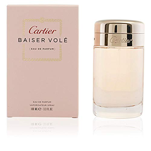 Baiser Vole 1.0 Oz Eau De Parfum Spray By Cartier New In Box For Women