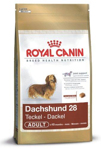 (Royal Canin - Royal Canin Mini Breed Dachshund - Teckel Adult Contenances : 500 g)
