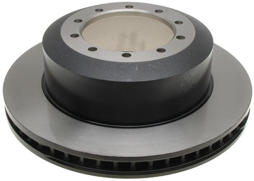 Raybestos 680374 Advanced Technology Disc Brake Rotor - Drum in Hat (Model A Ford Brake Drums For Sale)