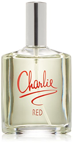 (Charlie Red by Revlon for Women - 3.4 Ounce EFS)