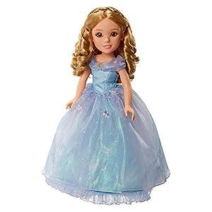 410x 6ndyRL. SS300 Jakks HK Ltd. Princess & Me Disney Cinderella Live Action 18 Inch Doll