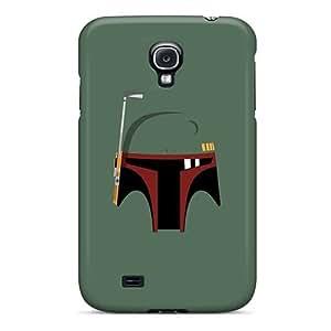 Hot Tpye Boba Fett Art Case Cover For Galaxy S4