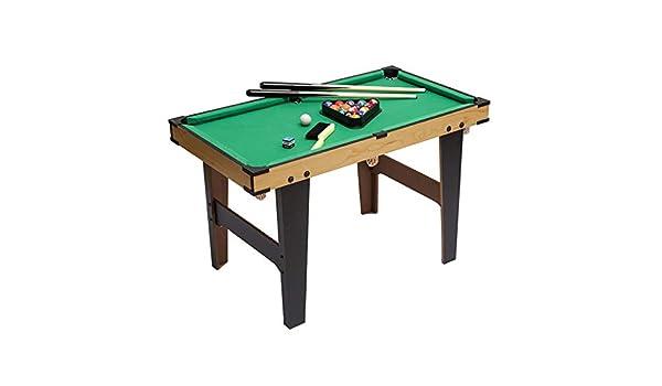 Mini mesas de billar Mesa De Billar Para Niños En Casa Mini Puzzle Mesa De Bolas De Madera De Juguete Regalo De Cumpleaños Para Niños Grandes Mesa De Billar (Color :