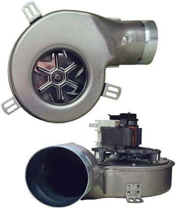 Motor aspirador Extractor humos Estufa a PELLAS – EBM g2e152/0020 – 3030lh-609: Amazon.es: Hogar