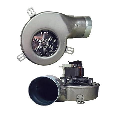 Motor aspirador Extractor humos Estufa a PELLAS - EBM g2e152/0020 - 3030lh-609: Amazon.es: Hogar