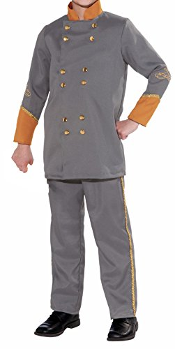 Forum Novelties Confederate Officer Child's Costume, Medium -
