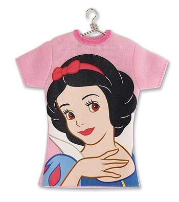 (Disney Mini T-Shirt Embellishment SNOW WHITE For Scrapbooking, Card Making & Craft)
