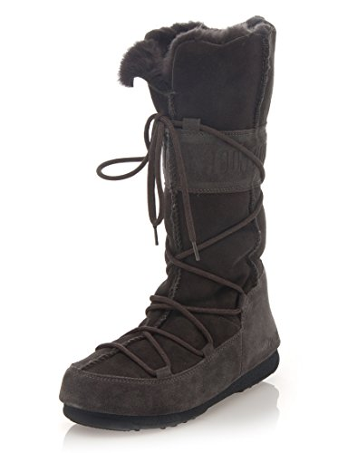 Moon Boot Botas W.E. Vagabond High Marrón Oscuro EU 37