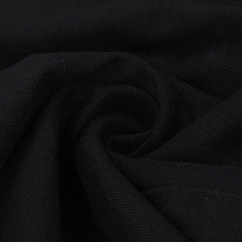 coren Denim Jupe Taille Mode Jupe Noir Kingwo jean Jupe Style en 7q6w4PXW