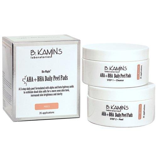 B Kamins Plus Daily Peel product image