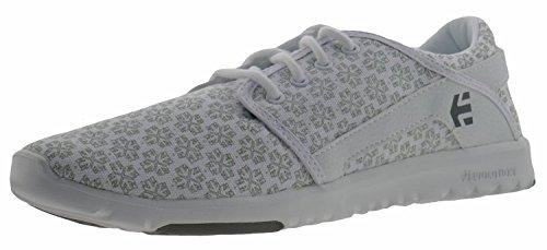 Etnies White X WHITE SCOUT Sneaker NICOMI vrUyWqvwz