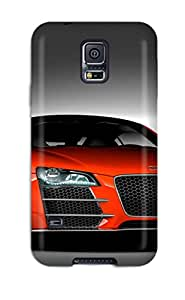 Slim Fit Tpu Protector Shock Absorbent Bumper Audi R8 22 Case For Galaxy S5