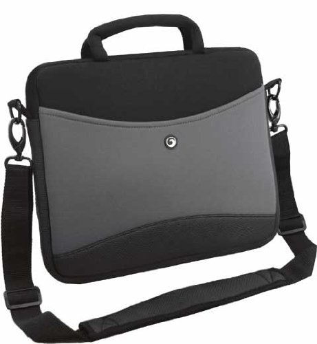 MCE Technologies MAR-SF2GRAPHITE SportFolio Laptop Case for Apple 12-inch PowerBook Series