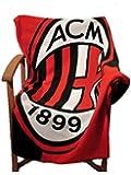 Accessoire équipes Football Ac Milan Plaid polaire Liedholm 120 x 140 cm *09417