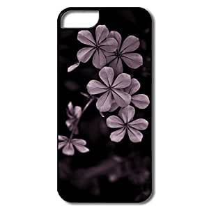 PTCY IPhone 5/5s Customize Funny Blackk N Whitee