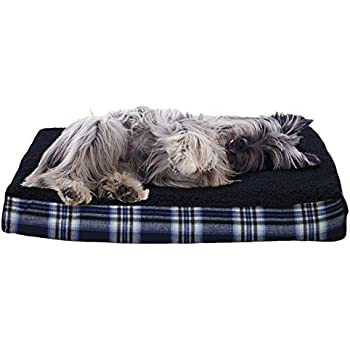 Amazon.com : FurHaven Pet Dog Bed | Deluxe Orthopedic Faux