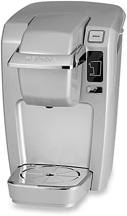 Compact Design Keurig K10 K15 Brewing System Perfect for smaller spaces, dorms, offices, or vacation homes Platinum