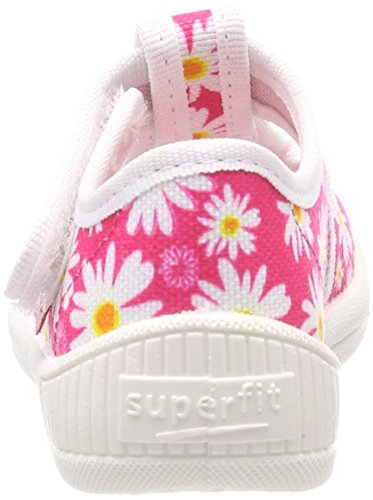 Bambina Pinkpink Pantofole A Alto Kombi Superfit Bully Collo doerWxCB