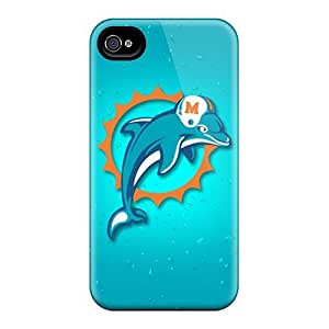New Arrival Cases Covers With ICC30964tKOO Design For Iphone 6plus- Miami Dolphins