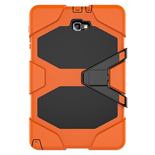Case for Tab A 10.1 SM-P580 Case,Shockproof dust-proof hard armor Heavy Duty design with Kickstand Protective Case For Samsung Galaxy Tab A 10.1