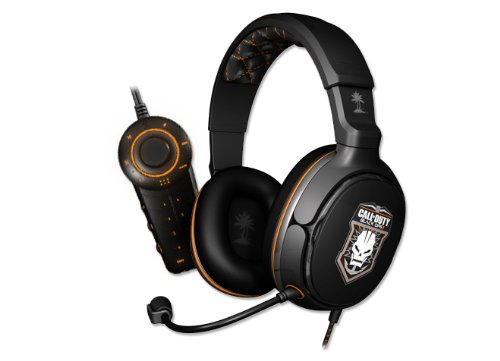 ~【Amazon.co.jp限定】Turtle Beach EARFORCE SIERRA  ~~Call Of Duty BLACK OPS II スペシャルエディション~~  ゲーミングヘッドセット(TBS-4210-01)~ B008HB4CXU Parent
