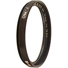B+W 43mm Clear UV Haze Filter with Multi-Resistant Coating (010M)