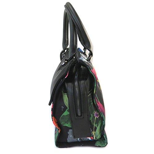 Fiorelli Créateur Noir Cm 26x21 Multicolore Sac p3474 5x14 rAgnWUqr