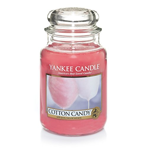 Yankee Candle Cotton Candy Scent