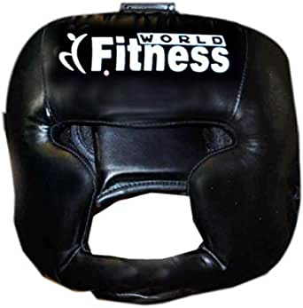 Protective helmet for Boxing World