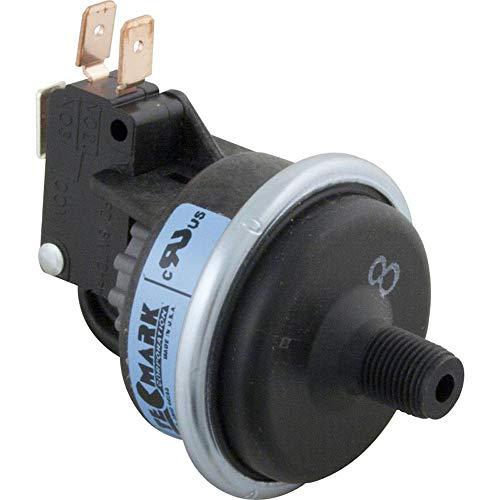 (Tecmark Corporation Vacuum Switch, Cal Spa V4001P-DX Repl, 21A, 1/8