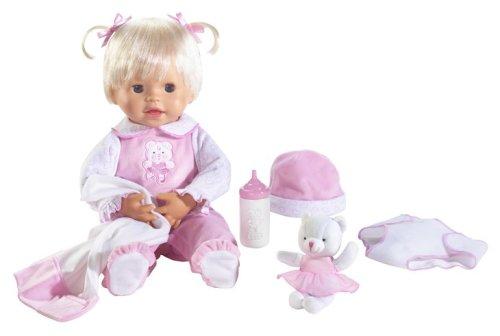 Mattel Little Mommy Real Loving Baby Doll