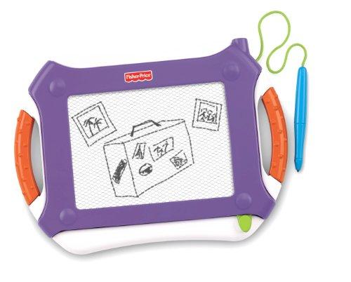 Fisher Price Travel Doodler Pro Purple