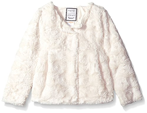 Price comparison product image Gymboree Toddler Girls' Faux-Fur Jacket,  White,  3T